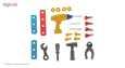 ست اسباب بازی ابزار مکانیکی کودک مدل Mr.Mechanic thumb 3