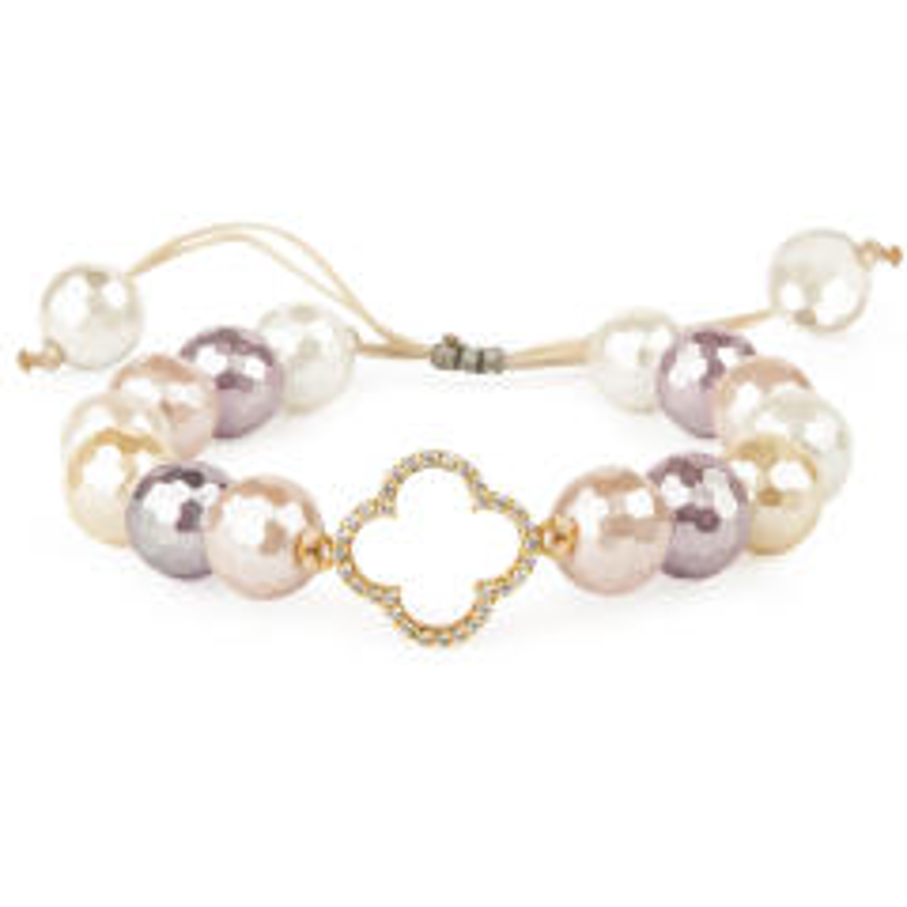 قیمت دستبند طلا 18 عیار زنانه مدل Ri3-V1060-Gold