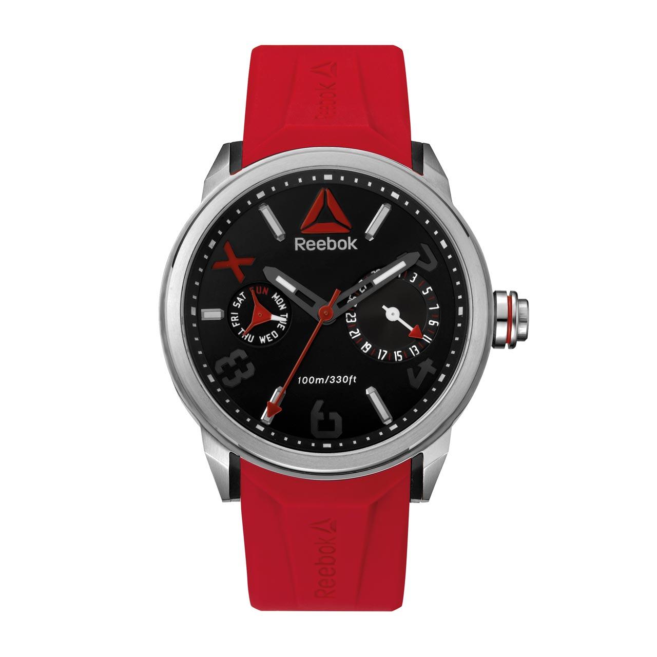 ساعت مچی عقربه ای مردانه ریباک مدل RD-FLA-G5-S1IR-BR 15