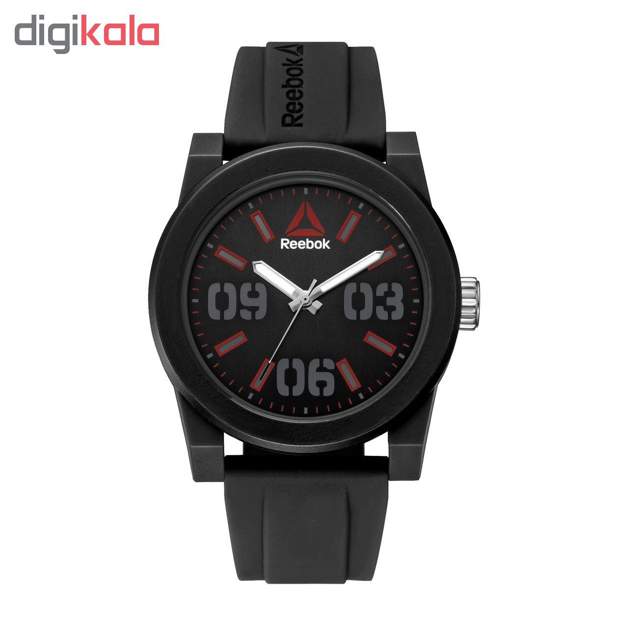 خرید ساعت مچی عقربه ای مردانه ریباک مدل RD-HOO-G2-PBIB-BR