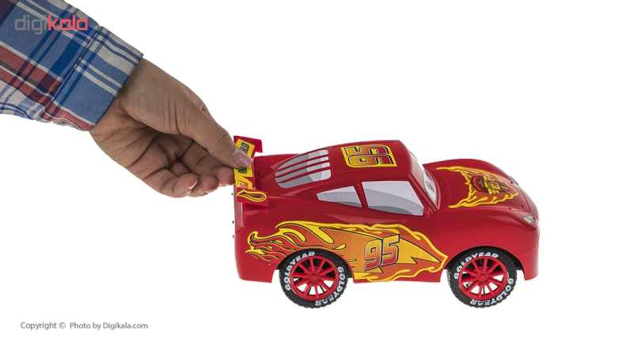 ماشین اسباب بازی دورج توی طرح Mqueen thumb 4