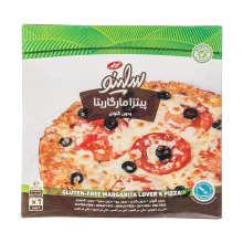 پیتزا بدون گلوتن سلینو مارگاریتا مقدار 310 گرم
