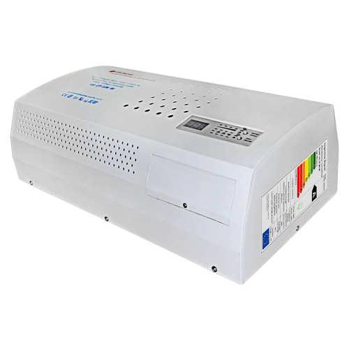 استابلایزر گلداستار مدل LG-1P-8K-W ظرفیت 8000VA