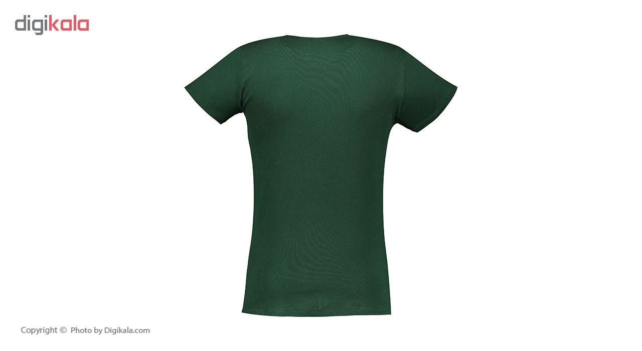 تی شرت مردانه مدل T.baz.104 کد 42