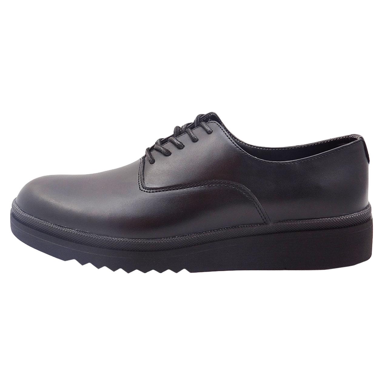 کفش چرمی مردانه کد A7