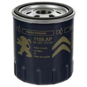 فیلتر روغن پژو سیتروئن مدل 1109AP مناسب برای زانتیا و پژو405 و پارس و سمند