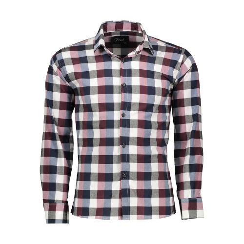 پیراهن مردانه فرد مدل P.Baz.177