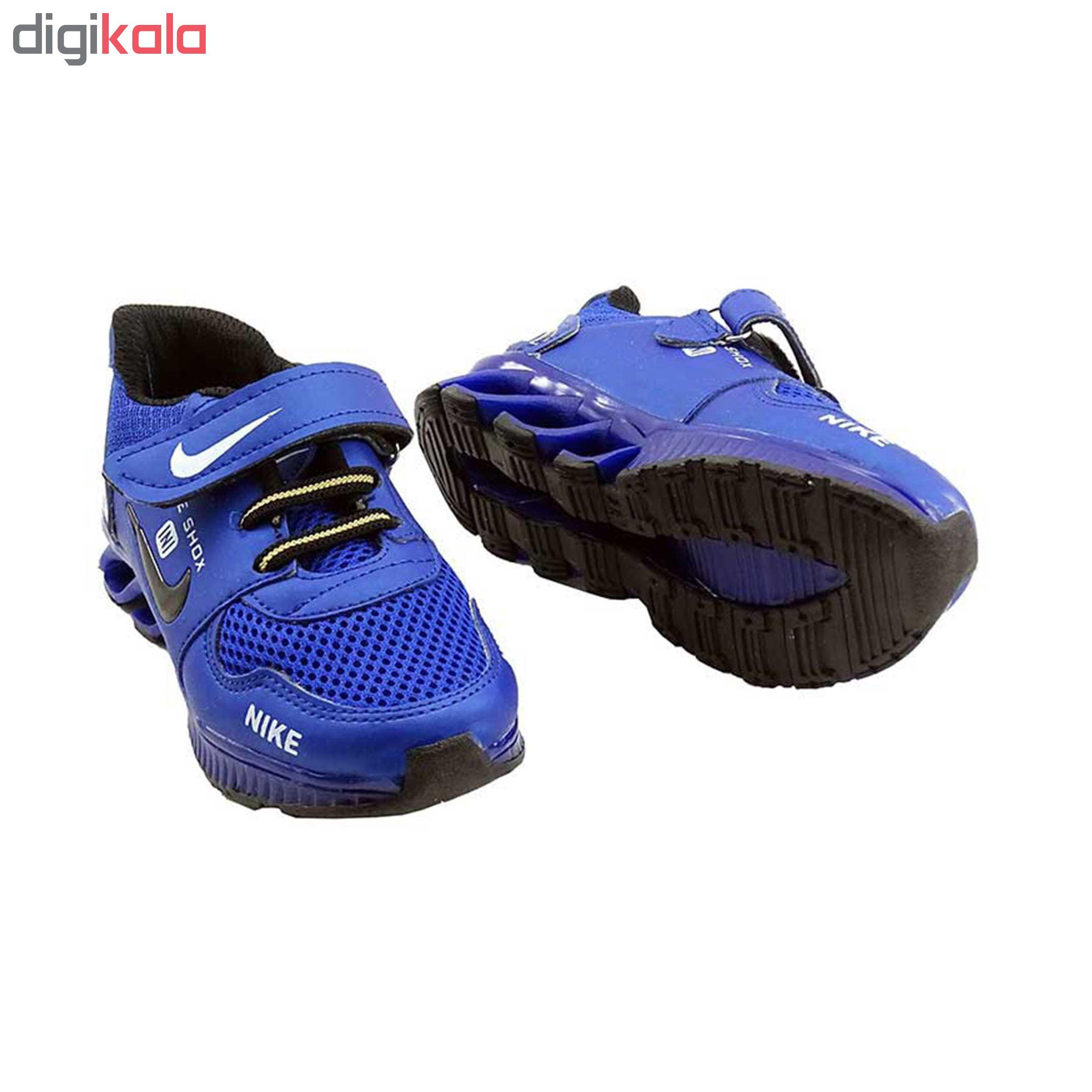 کفش مخصوص پیاده روی پسرانه مدل B014245