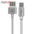 کابل تبدیل USB به USB-C دبلیو کی مدل WDC-055 طول 1 متر thumb 2