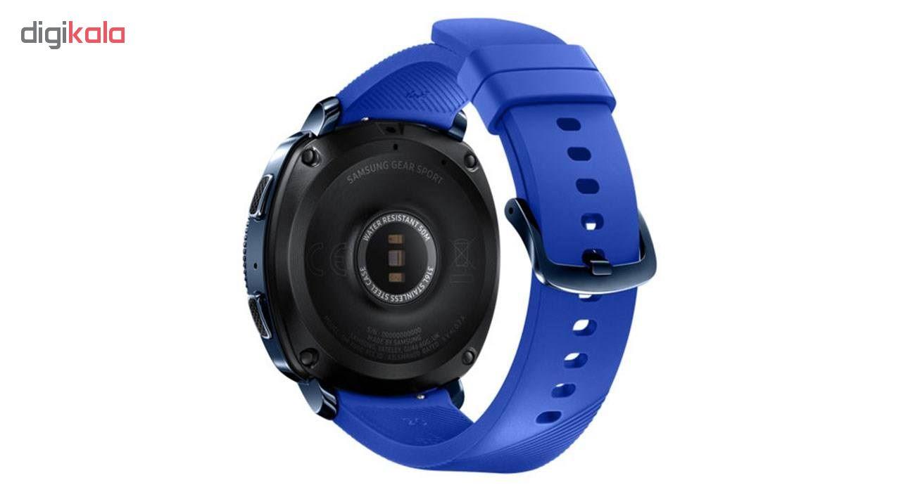 ساعت هوشمند سامسونگ مدل Gear Sport SM-R600NZB