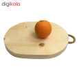 تخته برش و تخته گوشت چوبی مدل دلسا main 1 1