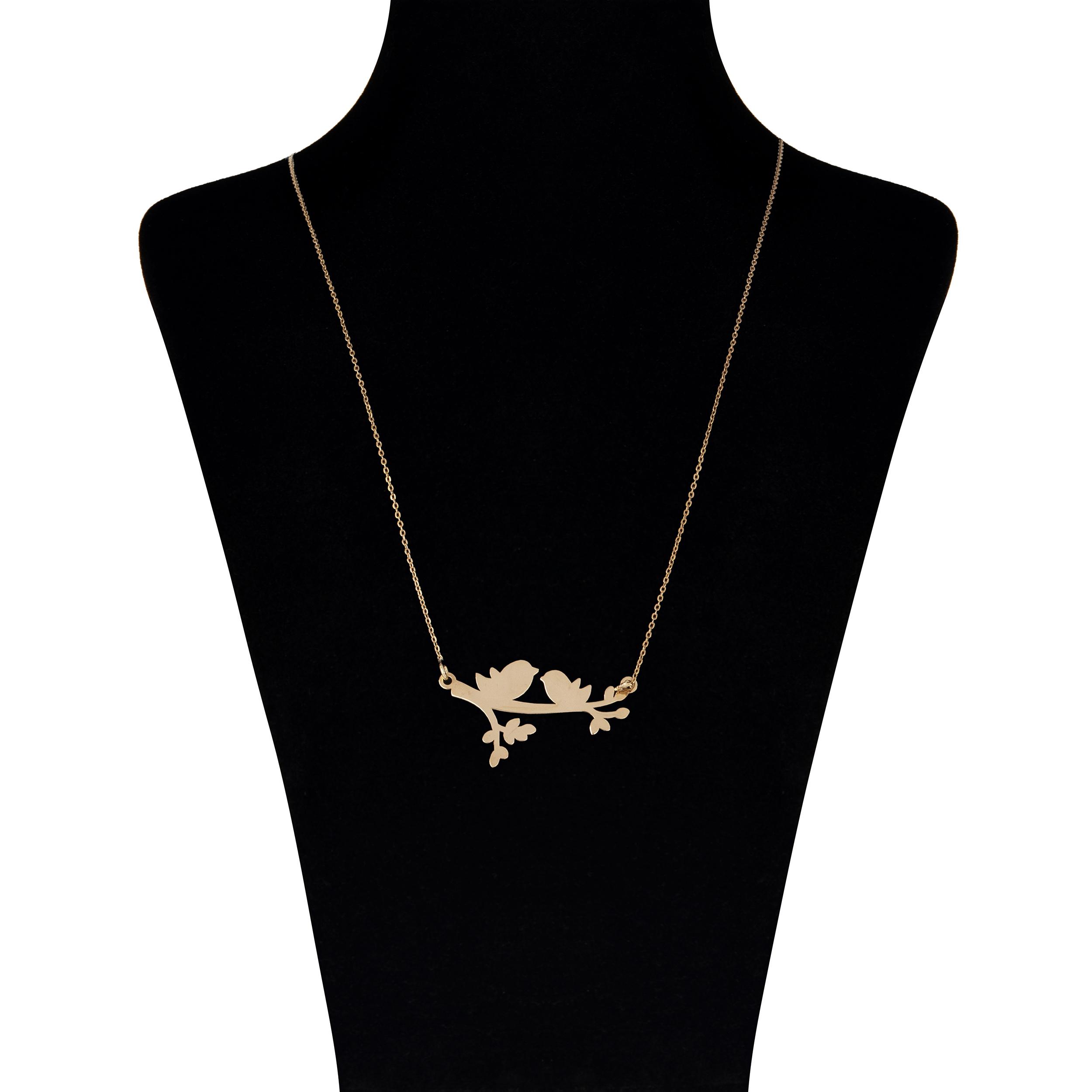 گردنبند  طلا 18 عیار زنانه درنیکا مدل Dm1060