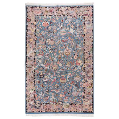 فرش دستباف شش متری سی پرشیا کد 170019
