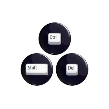 پیکسل ماسا دیزاین طرح دکمه کیبرد کنترل شیفت دیلیت کد ASA18 مجموعه 3 عددی