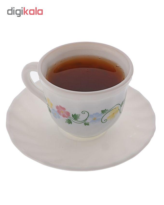 سرویس چای خوری 12پارچه اوپال کد 252