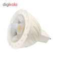 لامپ هالوژن ال ای دی 7 وات مدل Mr16 HF پایه سوزنی بسته 10 عددی thumb 1