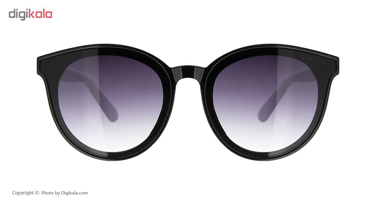 عینک آفتابی زنانه مدل 108289 Dark Sharp