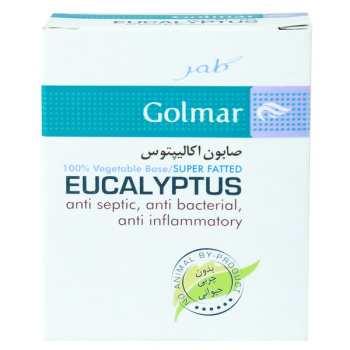 صابون ضد باکتری گلمر مدل Eucalyptus وزن 100 گرم
