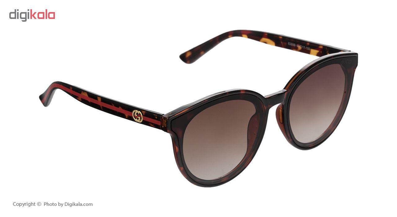 عینک آفتابی زنانه مدل 118289 Leopard