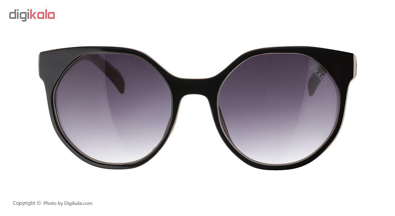 عینک آفتابی زنانه مدل 11 Half Sepia