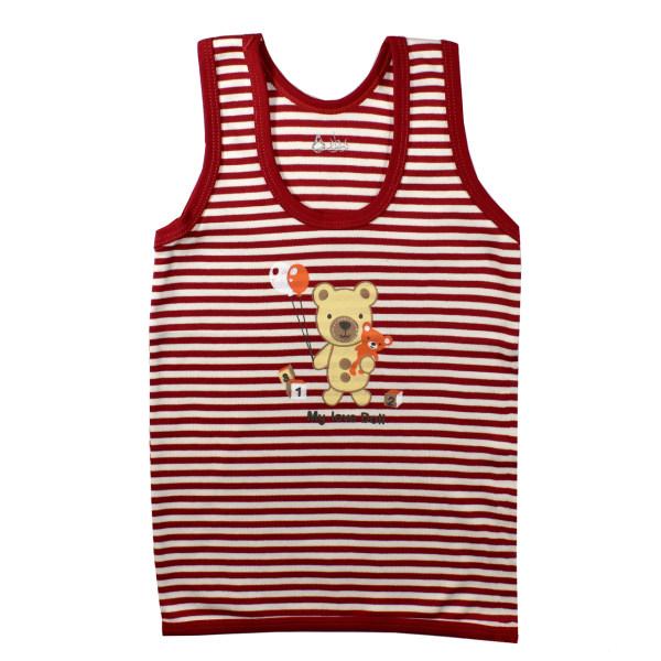 تاپ پسرانه نیروان طرح خرس کد 002