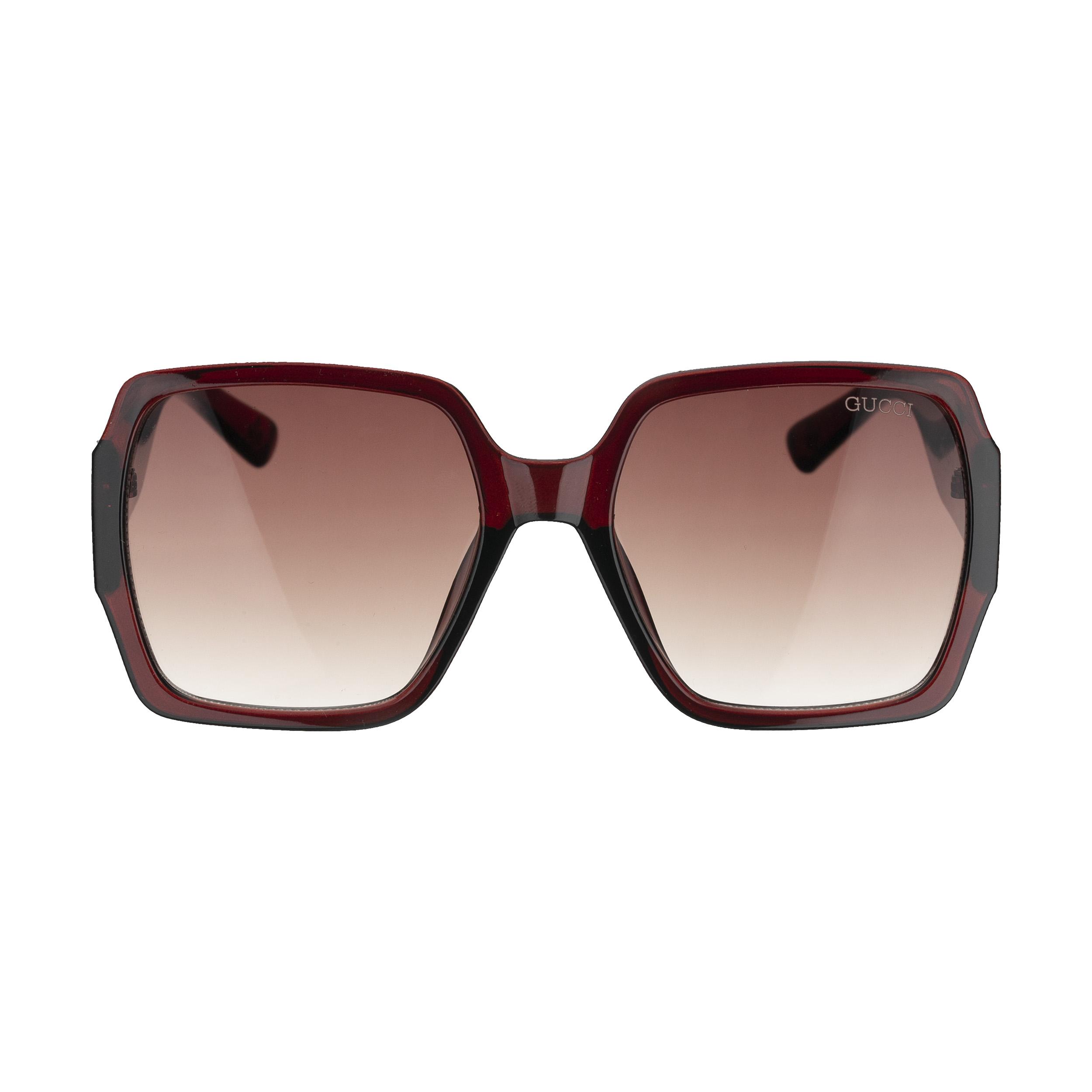 قیمت عینک آفتابی زنانه مدل 8404 Transparent Russet