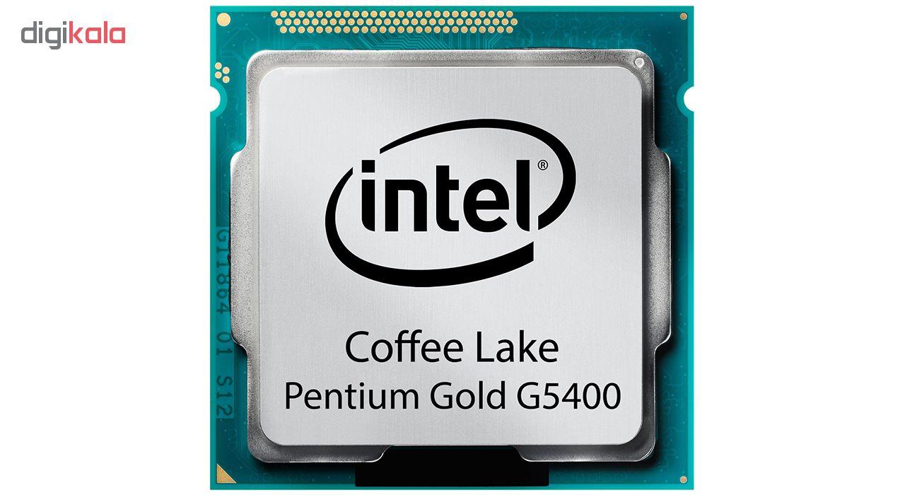 پردازنده مركزي اينتل سري Coffee Lake مدل Pentium Gold G5400