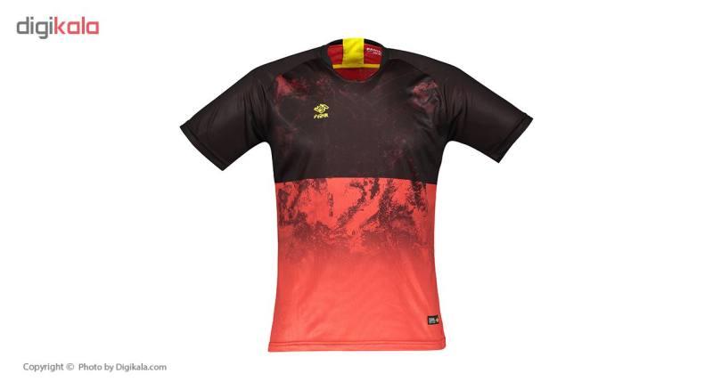 ست تی شرت و شورتک ورزشی مردانه پانیل مدل PA1102BR