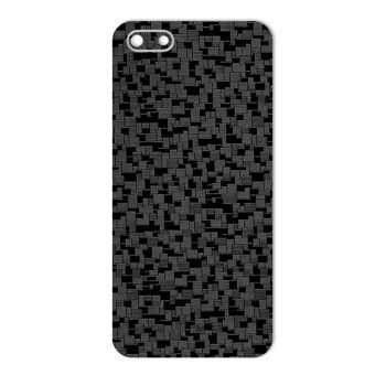 برچسب پوششی ماهوت طرح Silicon-Texture مناسب برای گوشی موبایل هوآوی Y5 Prime 2018