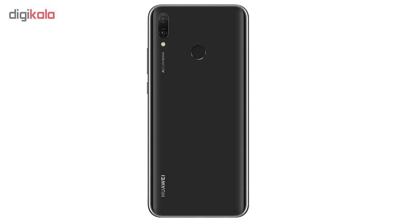 گوشی موبایل هوآوی مدل Y9 2019 دو سیم کارت ظرفیت 64 گیگابایت - با برچسب قیمت مصرفکننده main 1 4