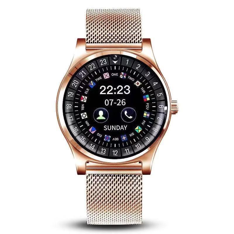 خرید ساعت هوشمند مدل R 68 metal