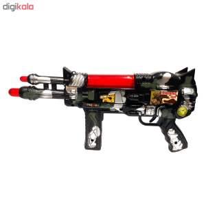 تفنگ بازی دیلمن تویز کد 3802