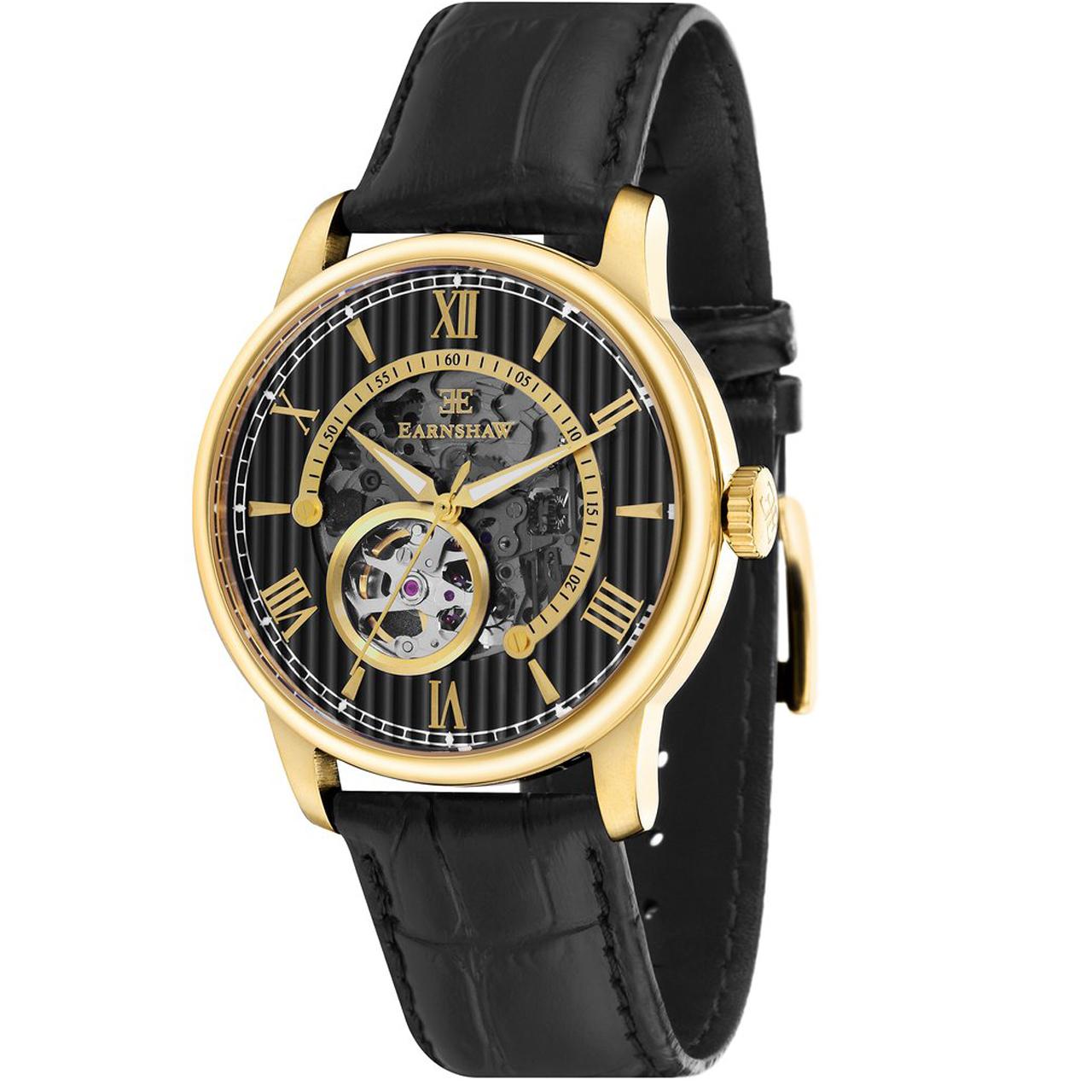 ساعت مچی عقربه ای مردانه ارنشا مدل ES-8802-03 18