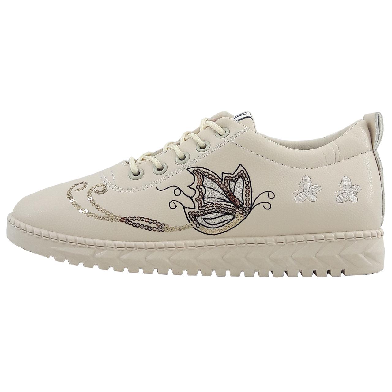 کفش راحتی زنانه مدل Prv.kr.gld-01