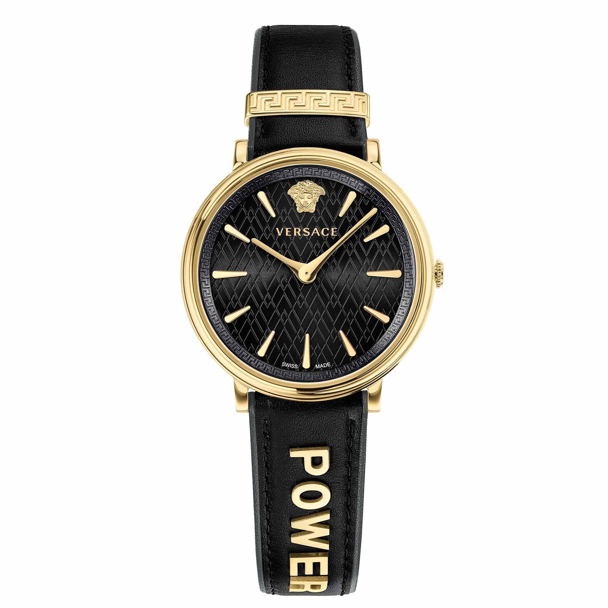 خرید ساعت مچی عقربه ای زنانه ورساچه مدل VBP040017