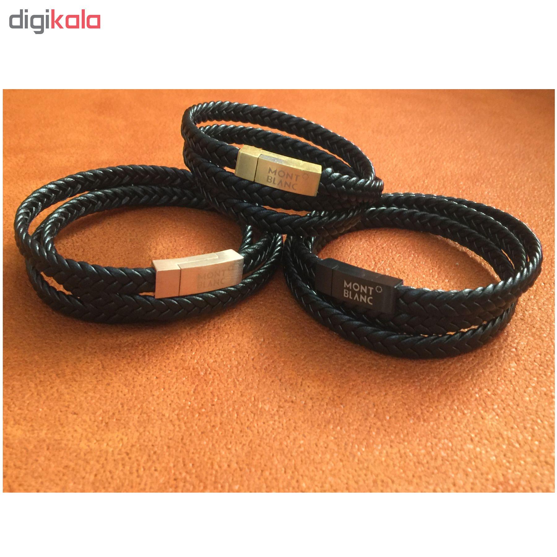 دستبند مردانه مدل 214