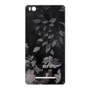 برچسب پوششی ماهوت طرح Wild-Flower مناسب برای گوشی موبایل شیائومی Mi 4i