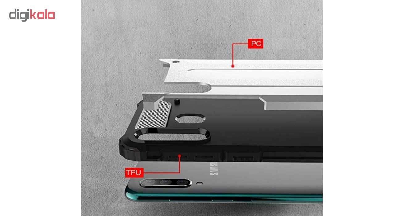 کاور فشن مدل Aircution مناسب برای گوشی موبایل سامسونگ Galaxy A50 main 1 4