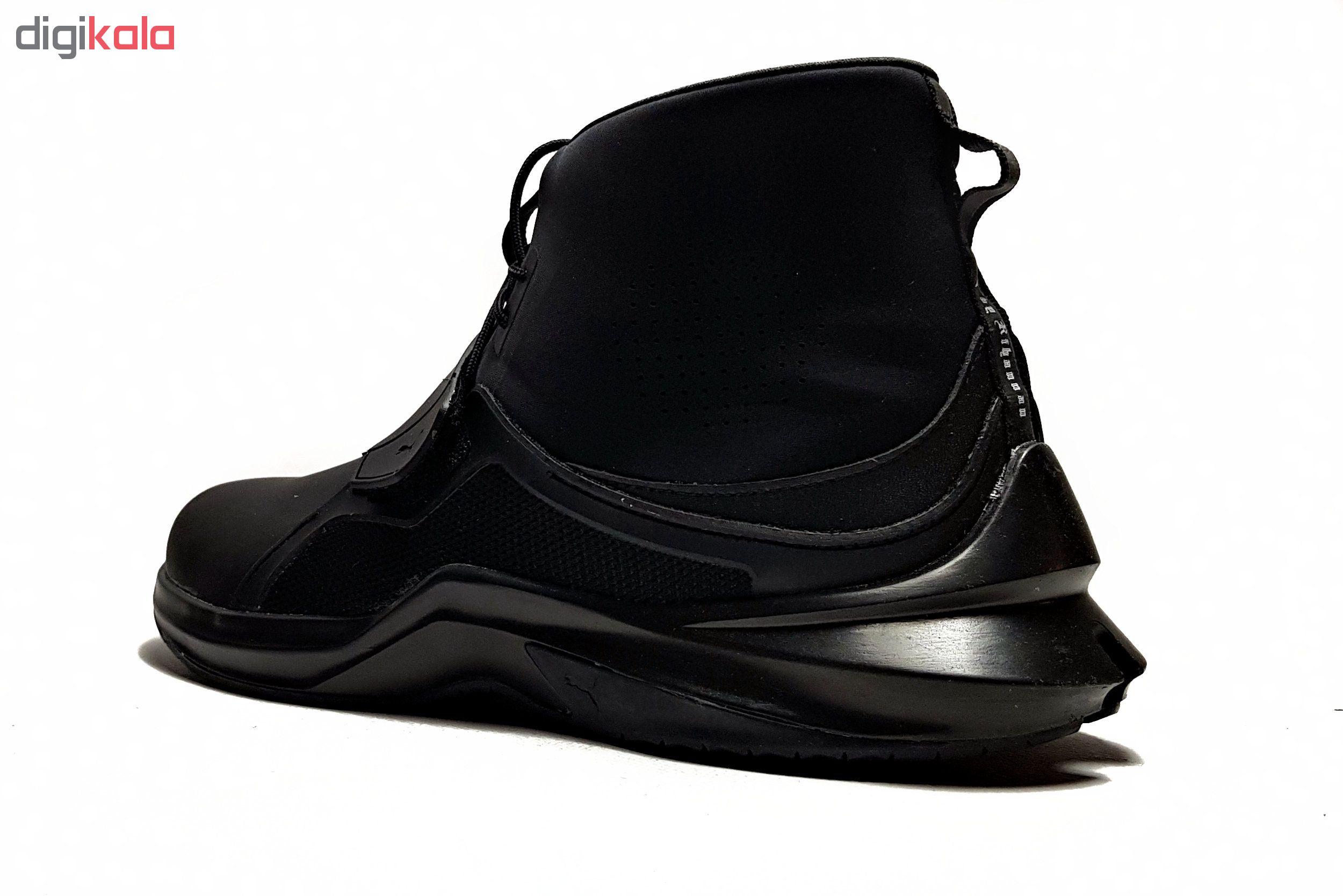 کفش مخصوص پیاده روی مردانه پوما مدل Hi By Fenty Black FENTY