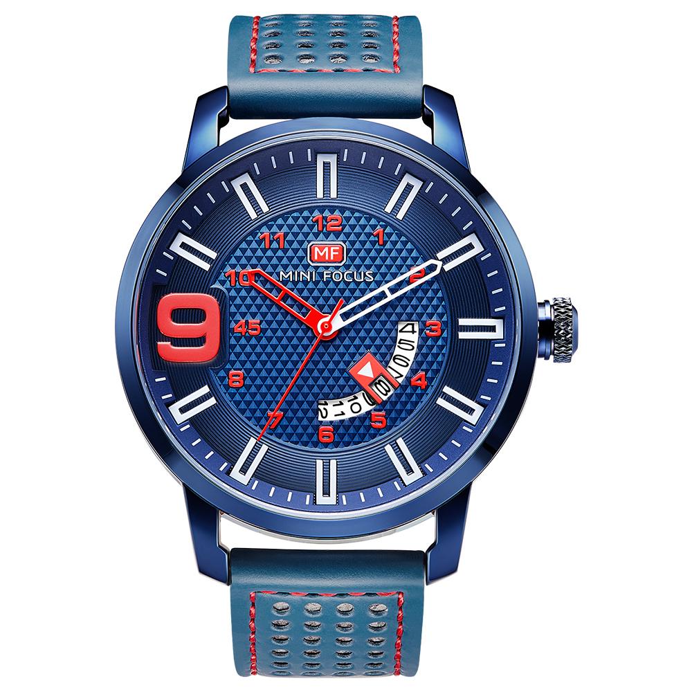 ساعت مچی عقربه ای مردانه مینی فوکوس مدل mf0154g.03