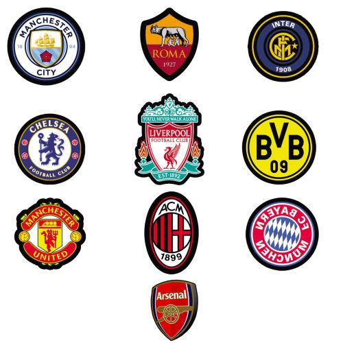 پیکسل طرح فوتبال کد 4 مجموعه 10 عددی