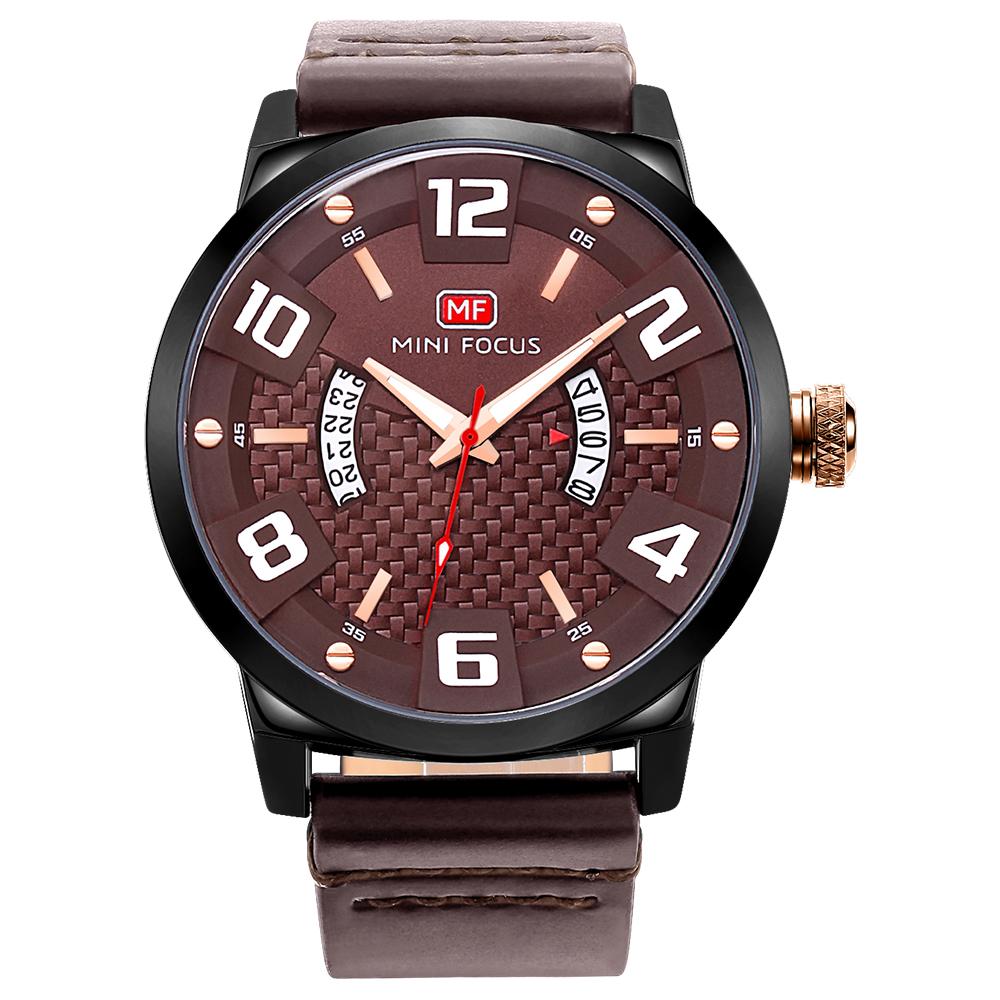ساعت مچی عقربه ای مردانه مینی فوکوس مدل mf0149g.02