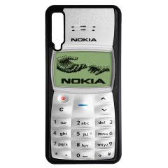 کاور طرح نوکیا قدیمی کد 10828 مناسب برای گوشی موبایل سامسونگ galaxy A750 / A7 2018