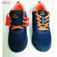 بند کفش مغناطیسی بستاک مدل اِکو E112 رنگ قهوه ای thumb 6