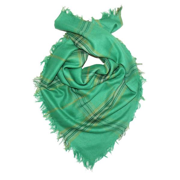 روسری زنانه مدل چهارخانه کد SA0065