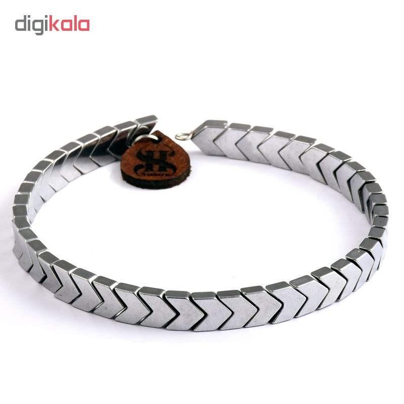 دستبند مردانه شادونه مدل sh60ahm thumb 1