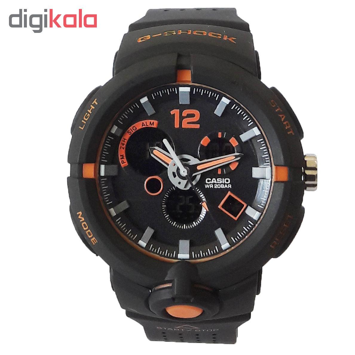 خرید ساعت مچی دیجیتال مردانه مدل G-SH 1133 / ME-NAR