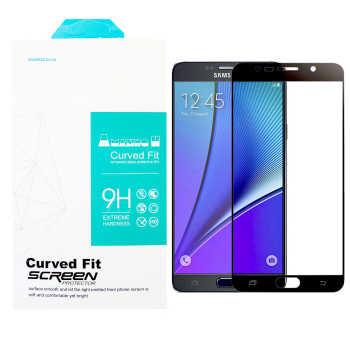 محافظ صفحه نمایش 6D مدل MT7 مناسب برای گوشی موبایل سامسونگ Galaxy Note 5