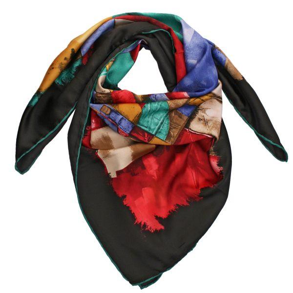 روسری زنانه کد 02-A117