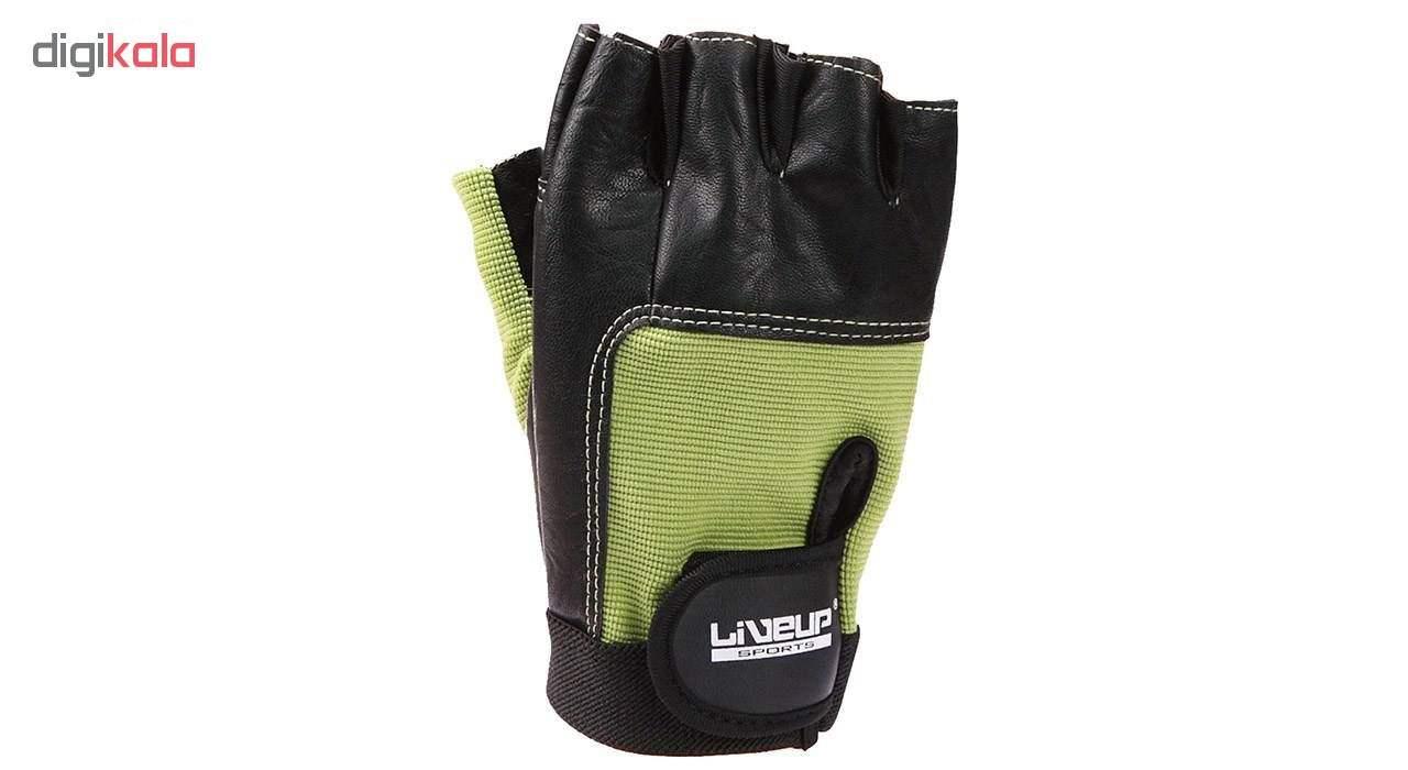 دستکش بدنسازی لیوآپ مدل LS3058 main 1 9